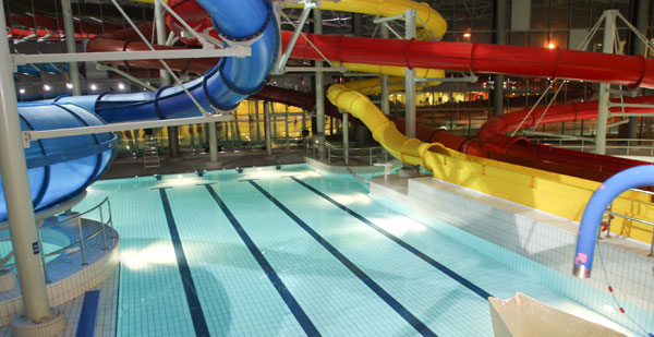 Leisure facilities the good the excellent and the ugly wales outdoors for International swimming pool cardiff